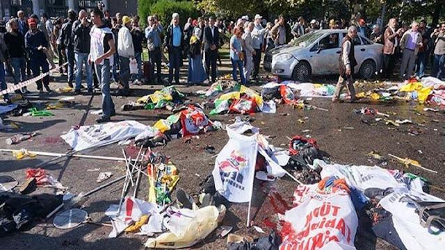 Τουρκία, κράτος δολοφόνος