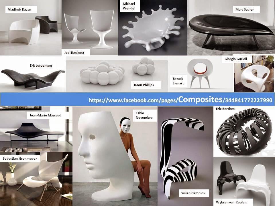 Jean-Marie Massaud diseño glass fiber