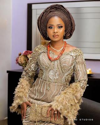 Queen of Oyo Olori Ajoke Badirat Adeyemi fashion and style looks