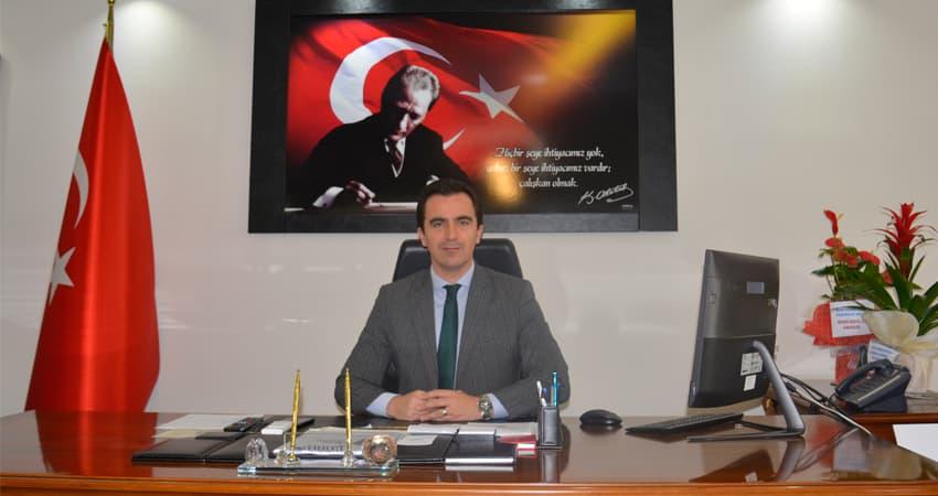 Sancaktepe'nin yeni Kaymakamı Ahmet Karakaya oldu