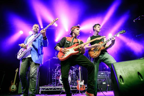 Rock Legends, Tribute to Supertramp et Dire Straits
