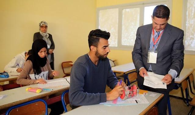 وزير التربية الوطنية مواعيد امتحانات الباكلوريا والجامعات
