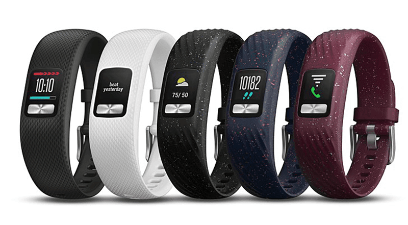 Garmin's vivofit 4 activity tracker boasts over 1 year battery life