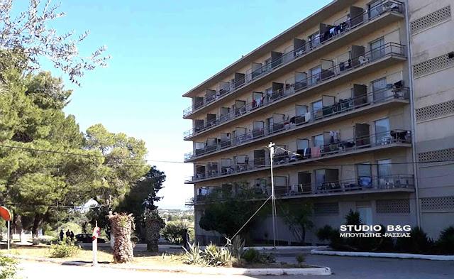 Νέο κρούσμα κορωνοϊού στη δομή μεταναστών στην Ερμιονίδα Αργολίδας