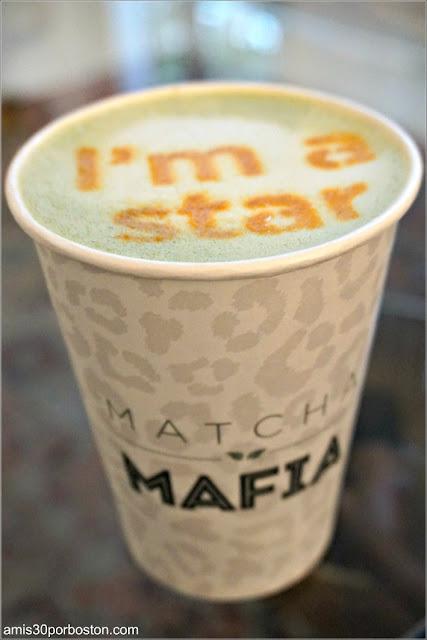Double Dutch de Matcha Mafia en Amsterdam