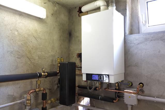 Cambio de caldera de gas/condensación en Zaragoza