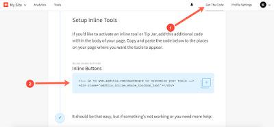 addthis Inline-Code