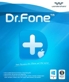 Wondershare Dr.Fone Toolkit pour iOS / Android v10.0.12.65 Free Downoad