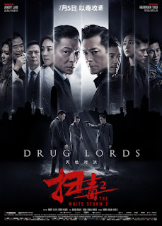 """REVIEW: """"Drug Lords (掃毒2天地對決)"""""""