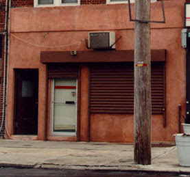 "The Portofino ""social club"" that opened in Canarasie, Brooklyn in the 1990s."