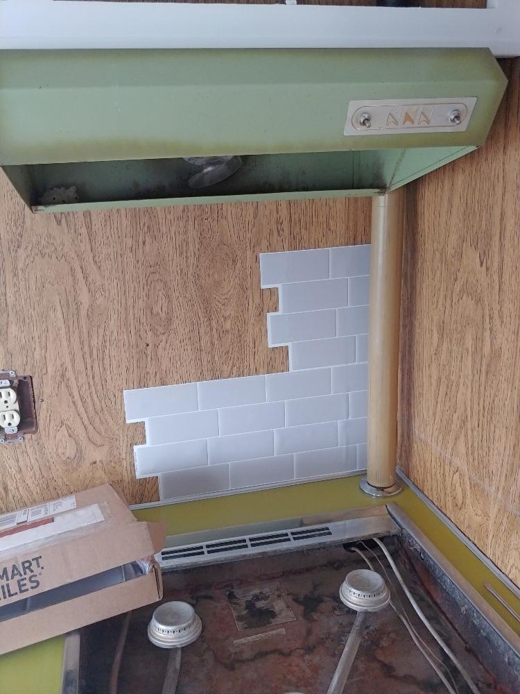 smart tile installation