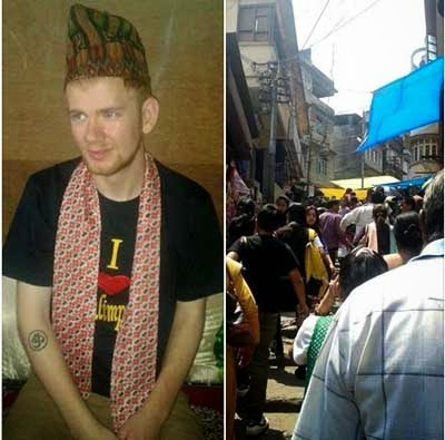 Canadian shares experience living in Darjeeling