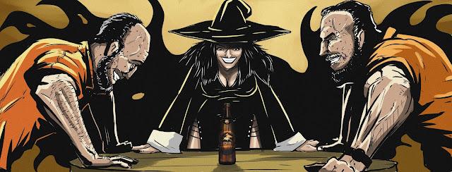 Piwo WitchBeer - Charyzmatyczna czarownica