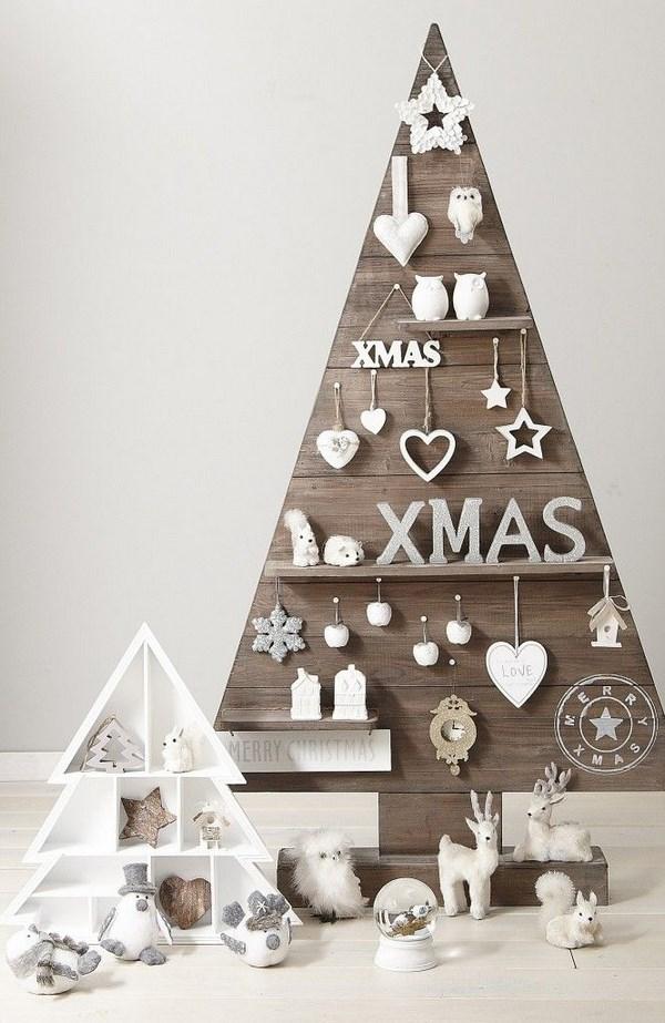 ideas decoracion navidad 45 Ideas De Decoracin Navidea Para Navidad