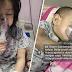 'Suhu badan tinggi, dah beri ubat bontot dan lap badan tapi suhu masih tinggi' - Ibu dan 2 anaknya terkena Virus Influenza A