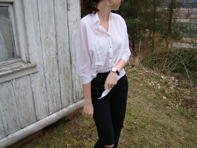 My today's outfit - lata 80./90.