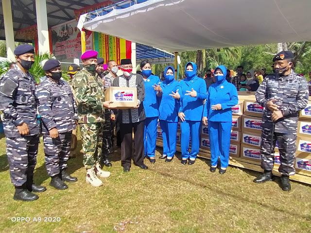 Alumni Akabri 1988 Bagikan 30 Ribu Paket Sembako