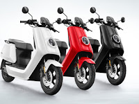 Sepeda Motor Listrik 2021
