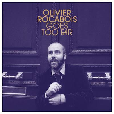 """A l'écoute de ce """"Arise Sir Richard"""" d'Olivier Rocabois l'on se trouve dans la lignée des grands noms des 60's."""