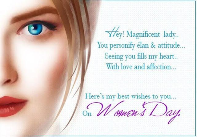 Happy Womens Day 2021