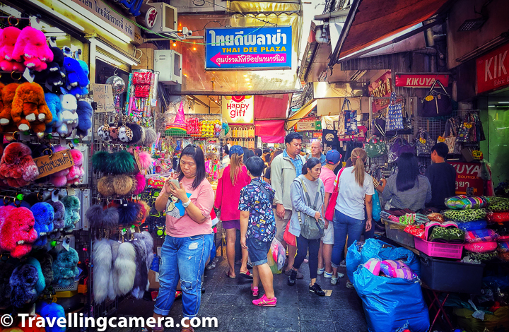 Related Blogpost : Chiang Mai Nightlife - Some of the best & diverse experiences in Thailand  Bangkok's Chinatown is one of the largest Chinatowns in the world, although many chinatowns in the world claim the same in one or other dimension so don't get carried away with this fact :). Bangkok Chinatown was founded in 1782 when the city was established as the capital of the Rattanakosin Kingdom and served as the home of the mainly Teochew immigrant Chinese population, who soon became the city's dominant ethnic group.   Originally centred around Sampheng, the core of Chinatown now lies along Yaowarat Road. Originally a wilderness area outside the city walls, Chinatown grew to become Bangkok's commercial hub throughout the late 19th to early 20th centuries, but has since declined in prominence as commercial activity moved elsewhere following the city's expansion. It now serves as a hub of Chinese culture, with numerous shops selling traditional goods, and is especially known as a gastronomic destination.  Related Blogpost from Bangkok, Thailand - Bangkok Flower Market - Pak Khlong Talat, Thailand