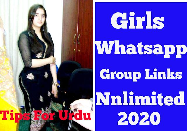 Hot Girls WhatsApp Group Links 2020