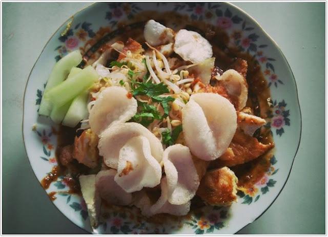 Tahu Lontong Lonceng;10 Top Kuliner Malang
