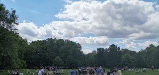 Londres, Green park.