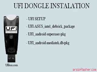 Ufi Android Dongle