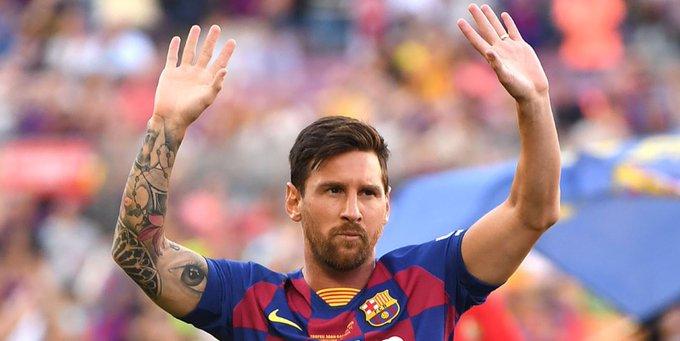 Transfer rumours: Messi, Griezmann, Pochettino, Aubameyang, Dybala