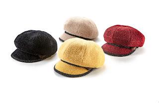 Cappelli accessori moda donna