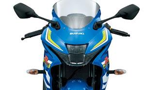 Lampu depan  Suzuki GSX-R150
