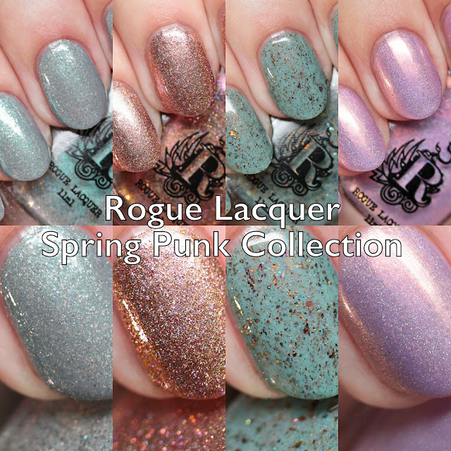 Rogue Lacquer Spring Punk Collection