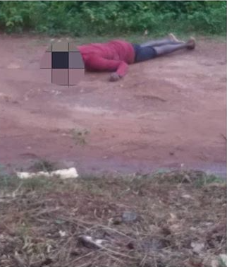 Lightning kills man during a downpour in Edo State (photos)