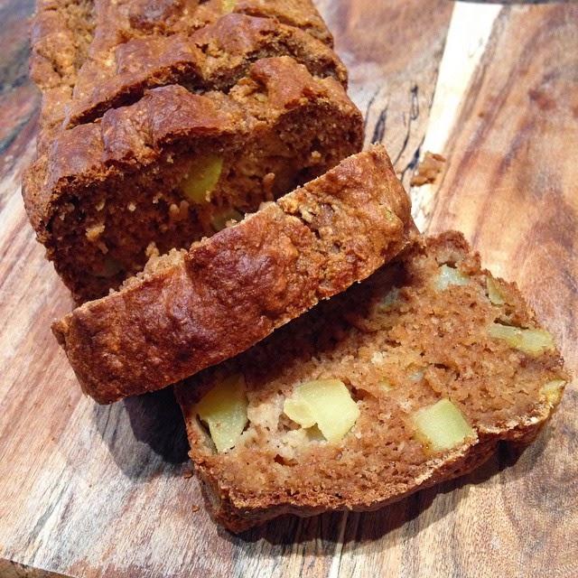 Healthy Apple Bread Recipe