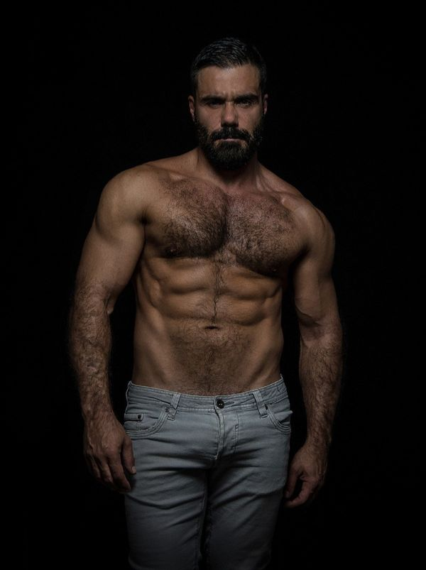Beefy and Hairy: Yesu by Inch Photography