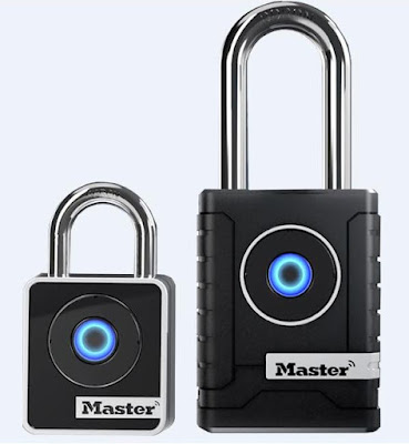 Smart Padlocks for You - Master Lock Smart Padlocks