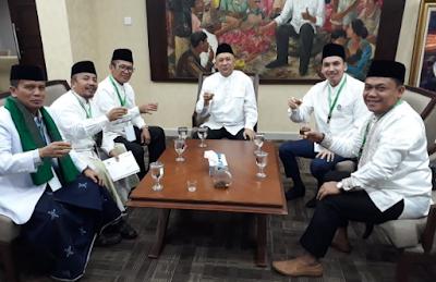 Teten Masduki Sambut Rombongan Dari Lampung
