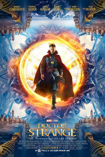 Download Film Doctor Strange (2016) HDTS Subtitle Indonesia