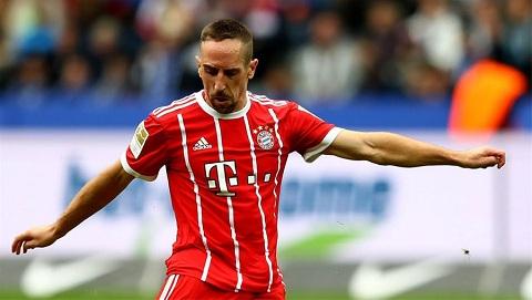 Nhìn những gì Franck Ribery đã cống hiến, chúng ta mới thấy được khát khao thi đấu của một cầu thủ đã bước vào xế chiều của sự nghiệp.