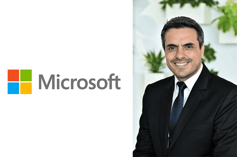 Microsoft appoints Andres Ortola as Country General Manager in the Philippines