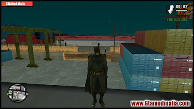 GTA San Andreas Justice League War Mission Mod For Pc