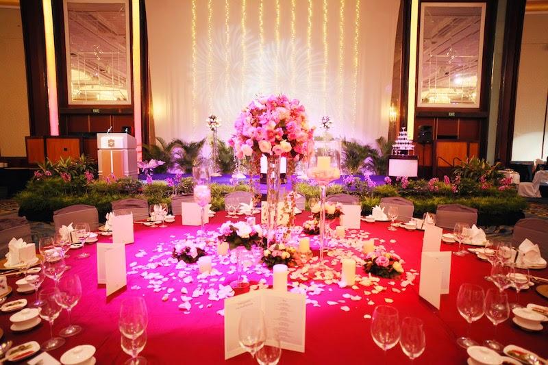 Hitched Wedding Planners Singapore Shangri La Singapore Wedding
