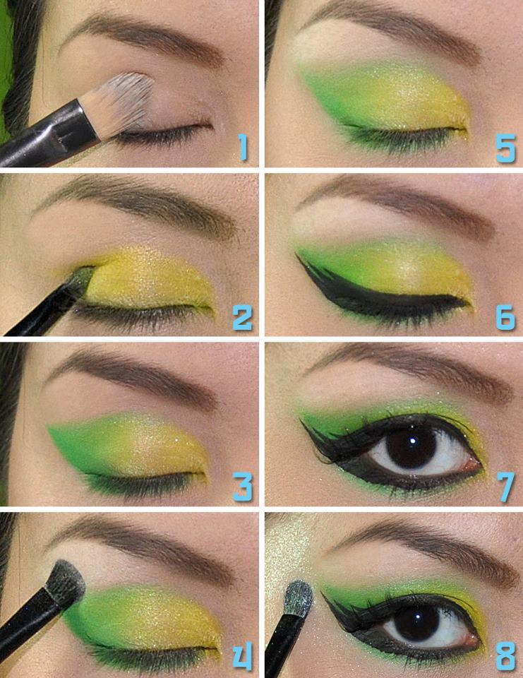 Maybelline Envy Mascara Green