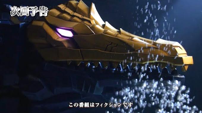 Kishiryu Sentai Ryusoulger Episode 15 Subtitle Indonesia