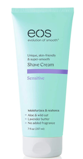 Gentle Shaving Cream To Use For The Body