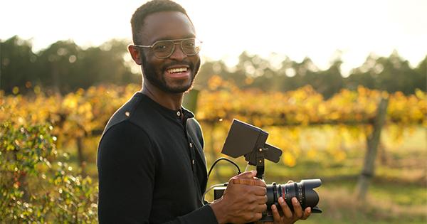 Imani Lee, founder of Black Stock Footage