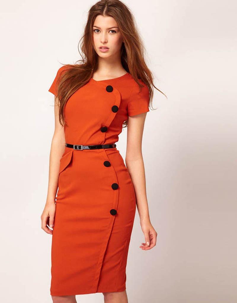 e235456e9e529 Vestidos formales juveniles hermosos looks juveniles jpg 800x1021 Vestidos  formales para oficina