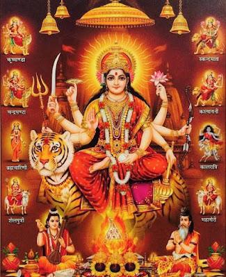 New Durga Mata Photo