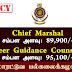 Chief Marshal, Career Guidance Counsellor - மொரட்டுவ பல்கலைக்கழகம்
